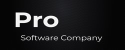 Pro Software Company New Logo HD
